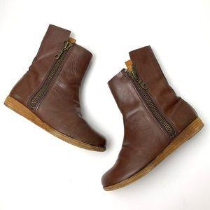 Kork Ease Liza Short Zip Boot